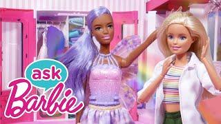 Pregúntale a Barbie acerca del ARCOÍRIS DIY🌈 | Barbie Latinoamérica