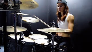 In The Name Of Love Drum Cover - Martin Garrix Bebe Rexha - Punk Goes Pop Too Close To Touch.mp3
