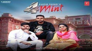 Kadir Thind 4 Mint Full Song Laddi Gill Nawab Latest Punjabi Songs 2019