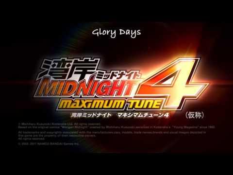 Glory Days - Wangan Midnight Maximum Tune 4 Soundtrack