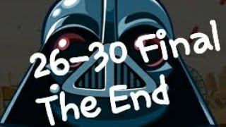 Angry Birds Star Wars-Death Star 2 #4 (26-30)