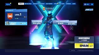 Fortnite account exchange insta @sheloves_pama
