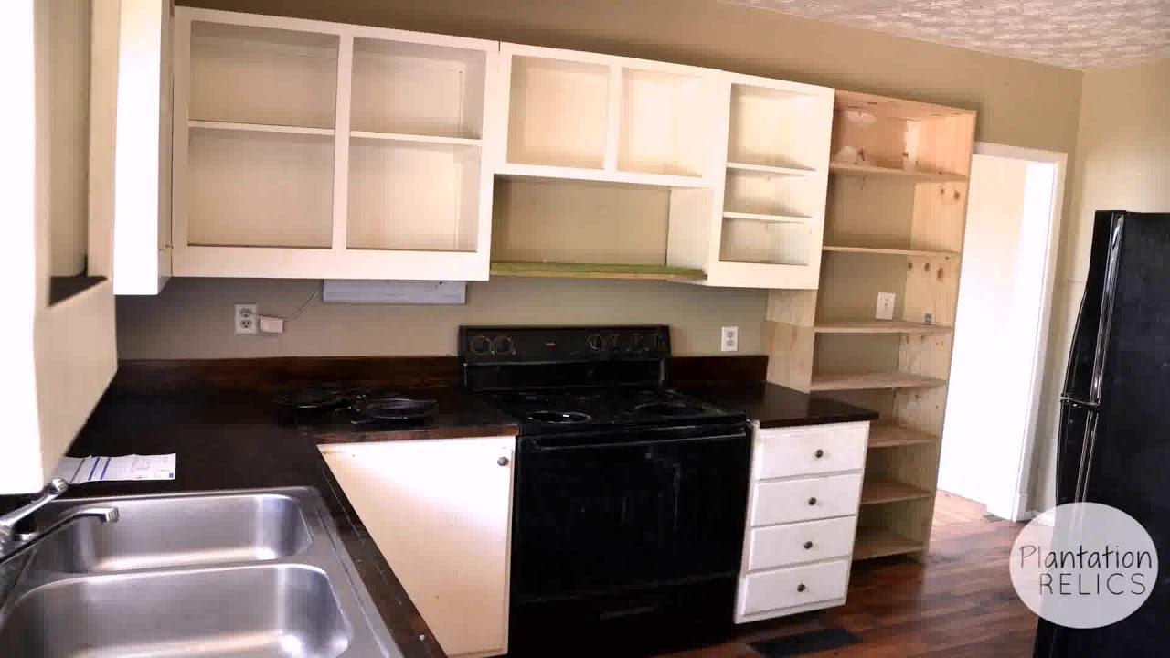Kitchen Design With Back Door Youtube