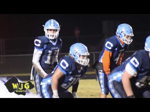 WJG SPORTS HIGHLIGHT FILMS: Cleveland 34, Cape Fear 13