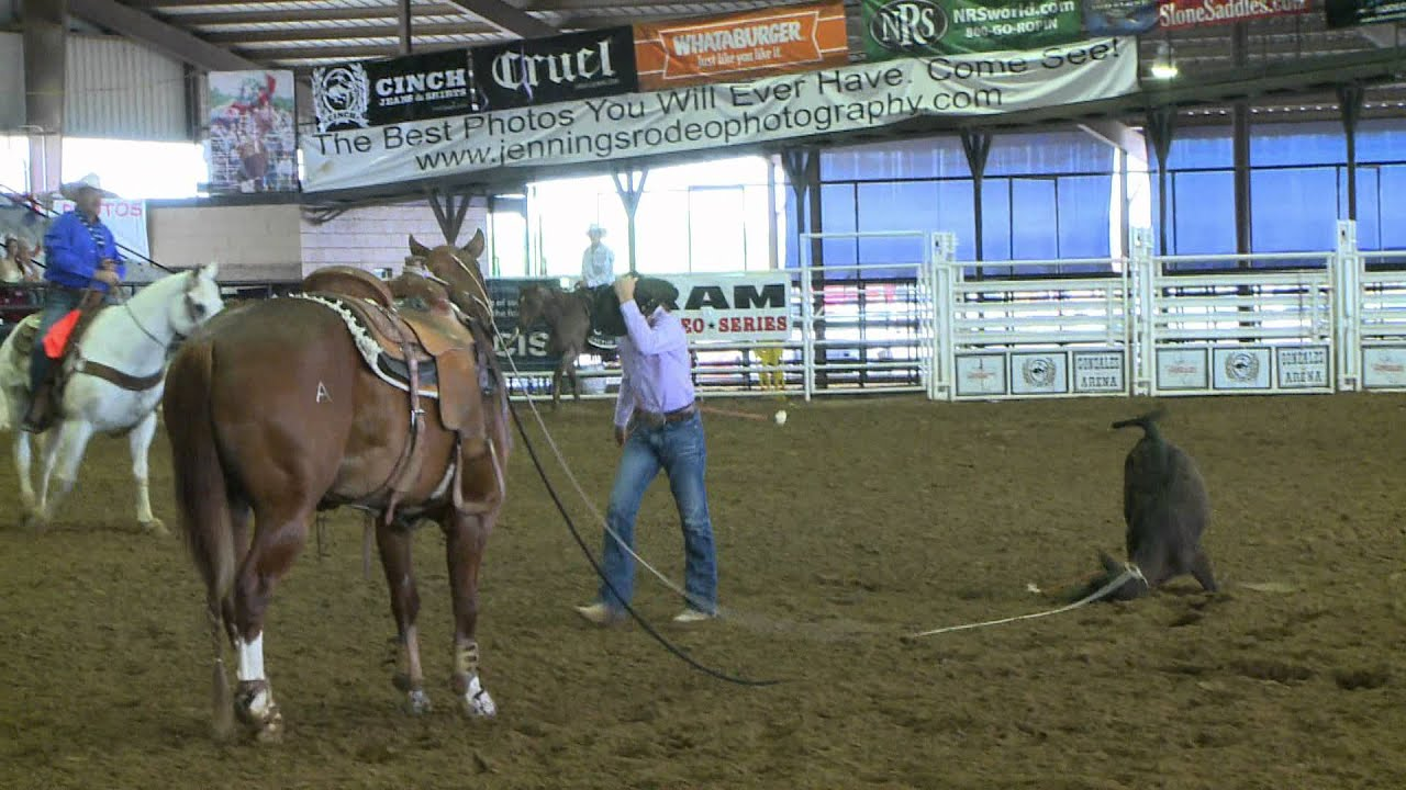Texas Junior High Finals Rodeo Spotlight Youtube