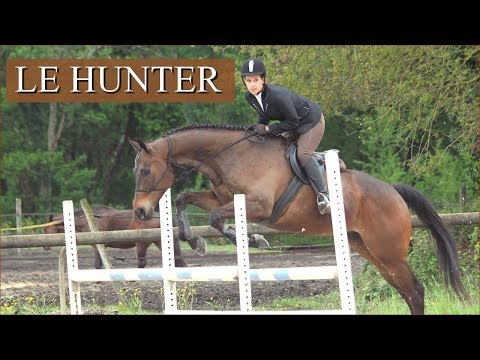 LE HUNTER - Explications de la discipline