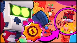 LO DE ESTÁ HABILIDAD EN SHOWDOWN NO ES NORMAL..... - Brawl Stars - WithZack