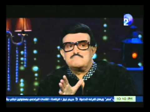 تعليق سمير غانم على خطابات الرئيس المعزول محمد مرسى - هالة شو