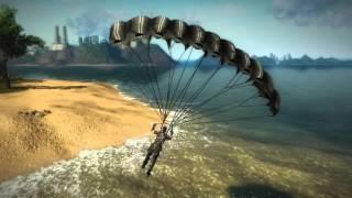 Just Cause 2 GeForce GTX Technology Trailer