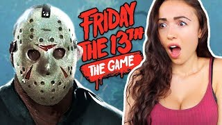 FRIDAY THE 13th GAME - JASON IS BACK!