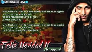 Video Arcangel - Feliz Navidad 4 (Con Letra) Video Lirics 2012 By:@JavierRNaranjo download MP3, 3GP, MP4, WEBM, AVI, FLV November 2017
