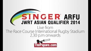 JWRT Asian Qualifiers 2014 : Match 3: South Korea vs Chinese Taipei
