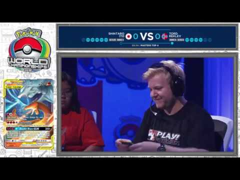 2019 Pokémon World Championships   TCG Masters Top 4
