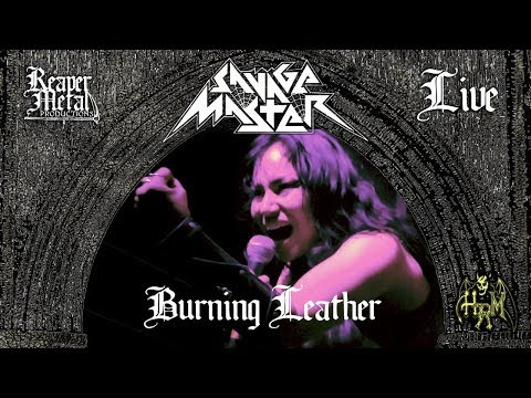 Savage Master Live 2018 - Burning Leather | Heavy Metal Relics
