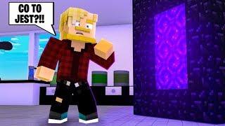 TAJEMNICZA BAZA PREZYDENTA! PORWAŁ MNIE! l Minecraft BlockBurg