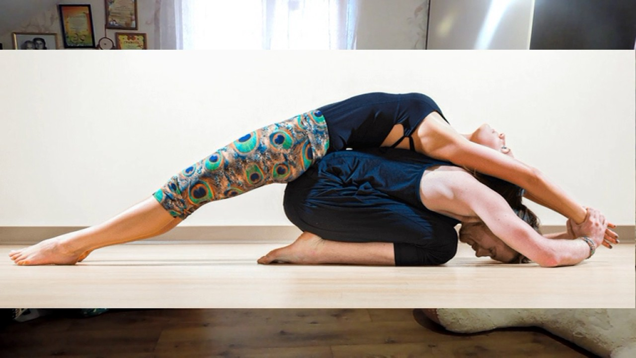 Картинки для йоги челлендж