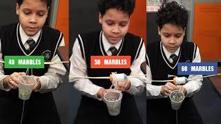 S.T.E.M. Pulley Challenge (8th Grade)