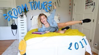 Pinterest Inspired Room Tour 2017! | Summer Mckeen