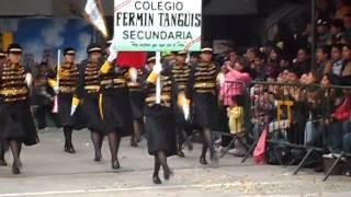 ANIVERSARIO DEL COLEGIO LICEO FERMIN TANGUIS DE SJL