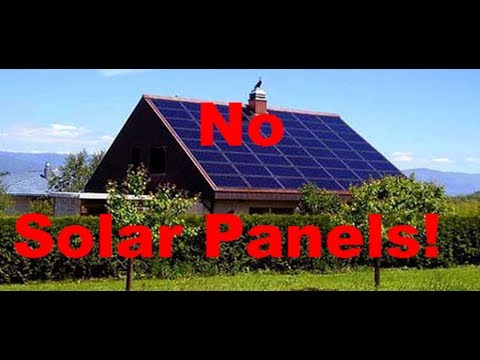 I Was Forced To Remove My Solar Panels By Home Owners Association in South Carolina!