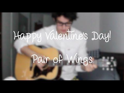'Pair Of Wings' Cover