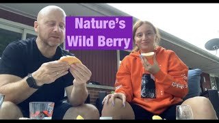 Tasting Foods with Nature's Wild Berry!!