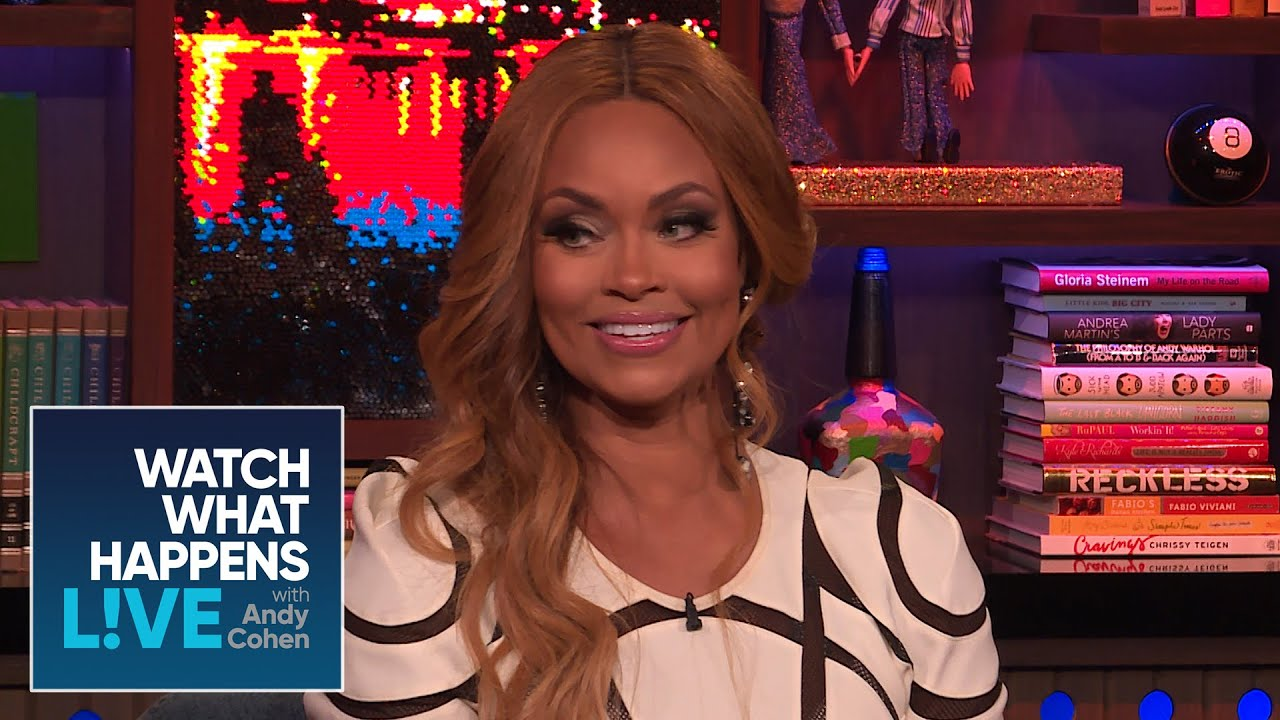 Was Gizelle Bryant's Ex Phaedra Parks' 'Mr. Chocolate'?