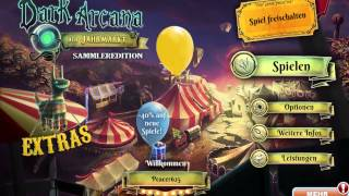 Let´s Test Dark Arcana: Der Jahrmarkt Sammleredition {Mac} {German in HD}