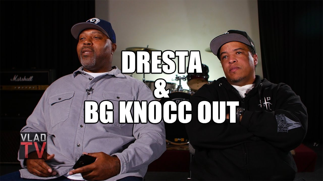 Dresta and BG Knocc Out on Eazy-E Being a Crip, How They Linked with Eazy  (Part 4)