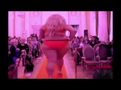 Fashion Week Plus Size 2017 - Plus Size Bikini For Big Woman - New Collection - Fashion Show . -http://bit.ly/2Whvfg9