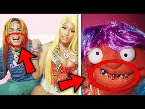 The Real Meaning Of Nicki Minaj - Barbie...