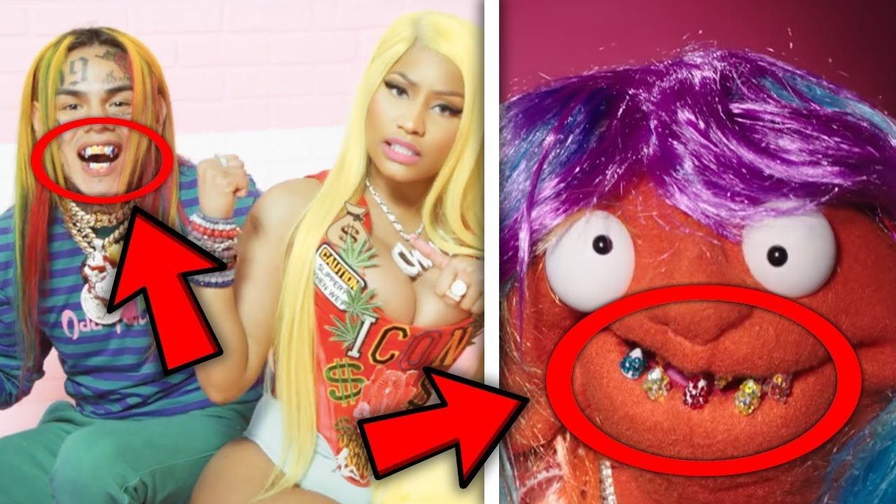 The Real Meaning Of Nicki Minaj - Barbie Dreams #1