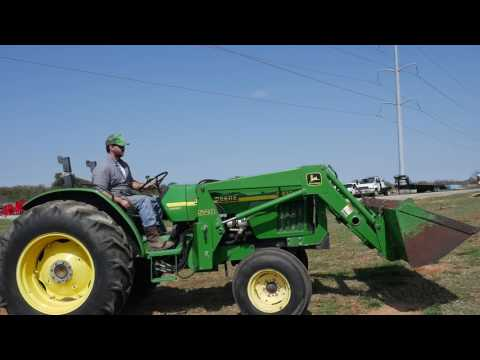 Used John Deere 5410 For Sale At Big Red's Equipment