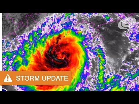 Typhoon Doksuri (MaringPH) makes landfall in Vietnam - Update 1 (06:00 UTC, September 15, 2017)