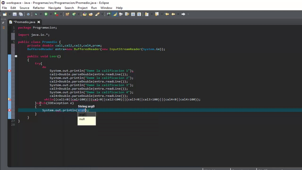 Eclipse ide for ee java developers