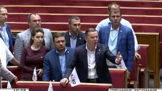 Ляшко-уряду: Чому Коболєв не виконує ваше доручення знизити ціну на газ?