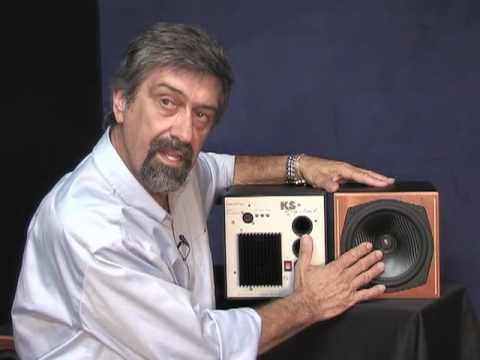 Simaen Skolfield introduces KS   Digital Studio Monitors coaxial speakers C 5