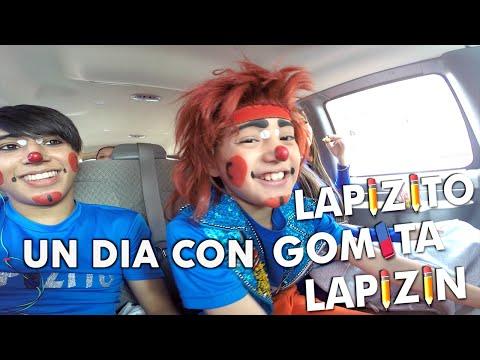 Un día con Lapizito Gomita y Lapizin | Soy Fredy