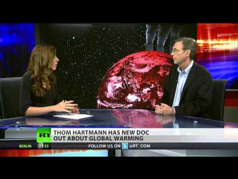 Thom Hartmann on his new documentary 'Last Hours' and climate change