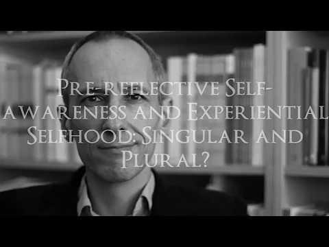 Dan Zahavi: Pre-reflective Self-awareness and Experiential Selfhood: Singular and Plural?