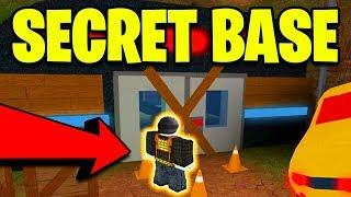 Roblox Jailbreak SECRET MILITARY BASE! *TSOEPC EXPOSED* | Roblox Jailbreak New Update
