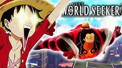 Das BESTE ONE PIECE GAME aller ZEITEN!🔥 One Piece World Seeker XXL Analyse 🔥