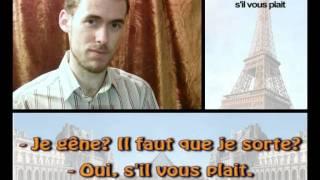Видео-урок французского языка