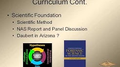 Webinar: The Arizona Forensic Science Academy