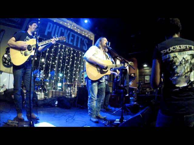"TREVOR FINLAY ""Quiet Weird Girl"" Live at Puckett's (GoPro)"