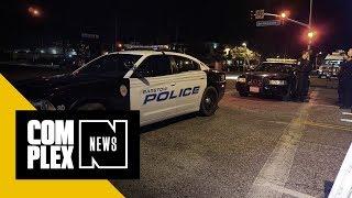 California Police Kill a Black Man in a Walmart Parking Lot