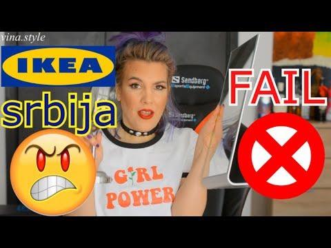 IKEA SRBIJA KUPOVINA NAJGORE ISKUSTVO IKAD