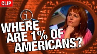 QI | Where are 1% Of Americans?