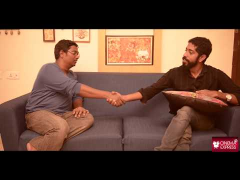 Not just an interview: Sudhir Srinivasan chats with Sean Roldan