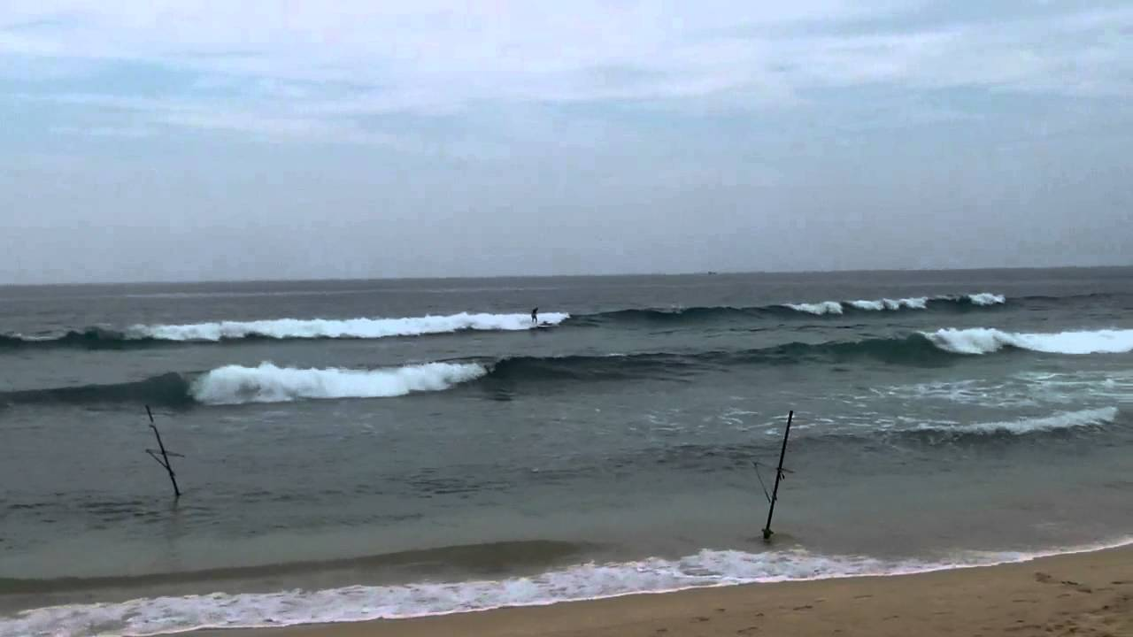 Surfing Sri Lanka 2013 Youtube
